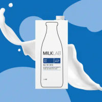 【MILKLAB】即期品-嚴選全脂保久乳1000ml 最佳賞味期限:2022/01/26(牛奶)