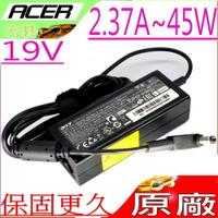 ACER 45W (原廠)-宏碁 19V,2.37A ,E5-573T,E5-573TG,E5-721G,E5-722G,E5-731G,E5-741G,PA-1450-26AL,1430Z,1830Z,C20-820,ES1-132,A111-31,A114-31,A315-33,AO756
