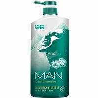 澎澎MAN激Cool洗髮露650ml【愛買】