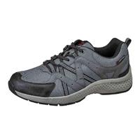 【MOONSTAR 月星】4E防水止滑系列-悠遊高機能鞋(灰色)