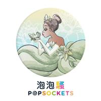 【PopSockets 泡泡騷】二代 PopGrip 美國 No.1 時尚手機支架(青蛙王子)