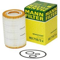 MANN HU 718/5X 機油芯 V6 W204 E212 W220 M272 M112