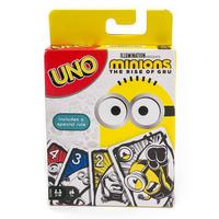 UNO小小兵2 UNO Minions 桌遊 桌上遊戲【卡牌屋】