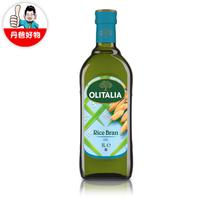 【奧利塔Olitalia】精緻玄米油1000ml (盒裝) 丹爸