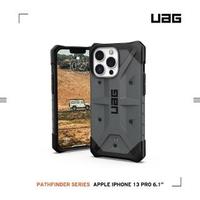 【UAG】iPhone 13 Pro 耐衝擊保護殼-灰(UAG)