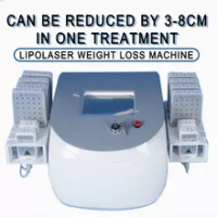 2020 Special Offer Pro 130mw 980nm Lipo Cellulite Removal Lipo Laser Beauty Machine 12 Pads Ce Dhl Fast Shipping