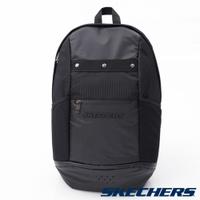 SKECHERS BEE 運動 潮流 時尚 實用 後背包 電腦包 - S15806   黑【陽光樂活】