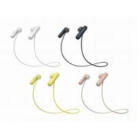 展示機出清! SONY WI-SP500 運動無線入耳式耳機 8小時的長效電池續航力 IPX4 防汗與防潑灑