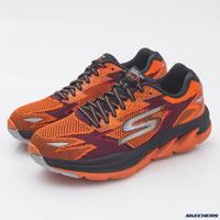 【SKECHERS】男 慢跑系列GO Run Ultra R(54005ORBK)