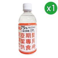 【全久榮】75%防疫酒精(350ML)