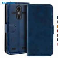 Case For AGM A9 Case Magnetic Wallet Leather Cover For AGM H1 AGM A9 JBL Stand Coque Phone Cases