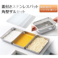 《現貨》<日本製> Arnest 多功能不鏽鋼保鮮盒組