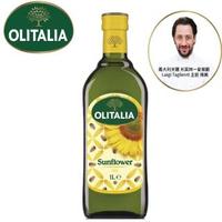 【Olitalia奧利塔】葵花油(1000ml)