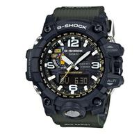 刷卡滿3千回饋5%點數|CASIO G-SHOCK/強悍有力征服電波動運腕錶/GWG-1000-1A3DR