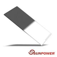 【SUNPOWER】SUNPOWER Hard 100X150mm GND0.9 ND8 硬式 方型 玻璃 漸層鏡 湧蓮公司貨