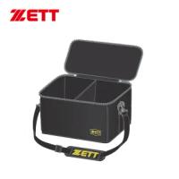 【ZETT】ZETT 手套專用箱 黑(BAT-77)