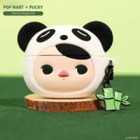 【POPMART 泡泡瑪特】Pucky畢奇精靈熊貓AirPods Pro
