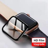 ป้องกันหน้าจอสำหรับApple Watch 6 Band 44มม.40มม.IWatch Series 6 Se 5 4 3 2 1 42มม.38มม.9D HDฟิล์มApple Watchอุปกรณ์เสริม