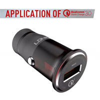 LDNIO QC3.0 車充 高效能 快速充電 20713