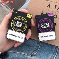 【新品】◊香煙盒適用airpods保護套蘋果耳機套airpods&誠信為本