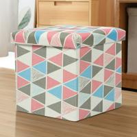 收納凳 凳子儲物凳家用可坐成人椅小沙發長方形換鞋凳床尾收納箱神器