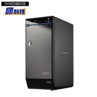 Probox 八層式多媒體硬碟儲存外接盒-H82-USB 3.0+eSATA 3.5吋台灣製造