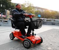 老人代步車 四輪電動車 折疊車 電動自行車