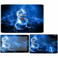 Laptop Skins for ASUS VivoBook 15S Full Body Cover Stickers for ASUS Laptop VivoBook 15S Top+Bottom+Touchpad+Palm Rest Films