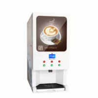 Pulper Bean กับเครื่องบด Mini Instant ทำกาแฟเครื่องหยอดเหรียญ