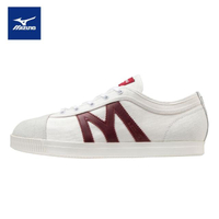 【MIZUNO 美津濃】日本製 MIZUNO SPORTS STYLE MIZUNO SCHOOL TRAINER 男款運動休閒鞋 D1GA196102(鞋)