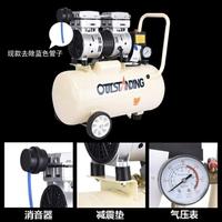 空壓機氣泵空壓機小型高壓迷你家用裝修打氣木工220v無聲奧突斯靜音汽磅