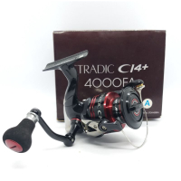 SHIMANO STRADIC CI4 4000FA 輕量化捲線器