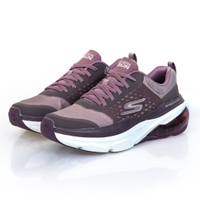 SKECHERS GORUN MAX CUSHIONING AIR 女鞋 慢跑 氣墊 瑜珈鞋墊 避震 緩衝 紫 粉【運動世界】128062PUR
