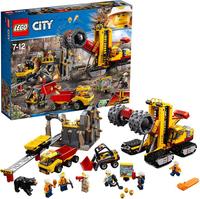 LEGO 樂高 城市系列 採掘場 60188 積木玩具