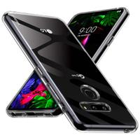 Lg G8 G8S Thinq G8X G7 G6 V50 V40 V30 超薄透明軟 Tpu 外殼柔性矽膠套