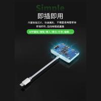 【Power Rider】Lightning 轉 OTG/HDMI/USB/HUB 10cm 手機轉接器
