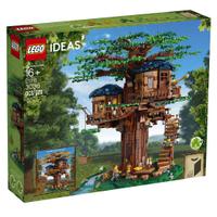 【玩樂心晴】預購 樂高 LEGO 21318 Ideas 樹屋 全新未拆 盒組