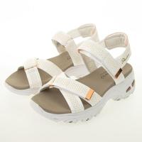 【SKECHERS】女 休閒系列涼拖鞋 D LITES(119241WTRG)