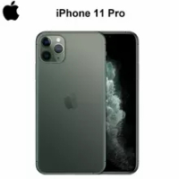 "Original iPhone 11 Pro/Pro Max Triple กล้องด้านหลัง5.8/6.5 ""AMOLED Display A13 IOS สมาร์ทโฟน a2160/A2161/A2217/A2220 4G LTE"