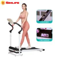 【SimLife】免組裝鋼構強化電動跑步機