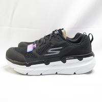 Skechers MAX CUSHIONING PREMIER 女款慢跑鞋 寬楦 17690WBKW 黑【iSport】
