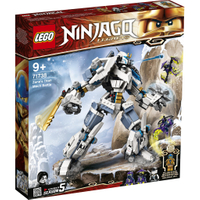 LEGO 樂高 71738 冰忍的鈦機械人之戰