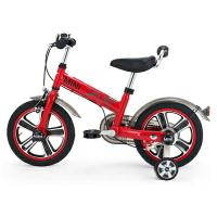 【淘氣寶寶】英國 Mini Cooper 城市型兒童自行車/腳踏車14吋-辣椒紅