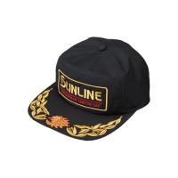 《SUNLINE》 CP-2600 S-DRY 刺繡透濕三層釣魚帽 中壢鴻海釣具館