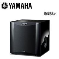 【YAMAHA 山葉】鋼琴烤漆超重低音喇叭(NS-SW300)
