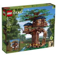 ⚠️現貨⚠️LEGO  21318 樹屋 Tree House