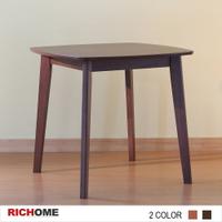 餐桌/餐椅/桌子 尊貴小型餐桌(3色)  【RICHOME】 TA318
