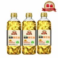 【泰山】健康好理由植醇葵花油(600ml x 3瓶)