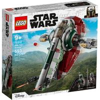 【領券滿額折50】樂高LEGO 75312 Star Wars 星際大戰系列 Boba Fett's Starship™