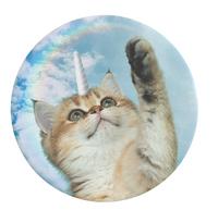 【正版現貨】PopSockets 泡泡騷 獨角貓咪 二代氣囊伸縮手機支架 手機指環 手機支架 立架 氣囊支架